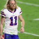 Bills' Cole Beasley says he may retire over the NFL's new COVID restrictions for unvaccinated players
