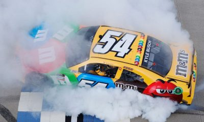 Kyle Busch suggests his Xfinity Series career could be near an end