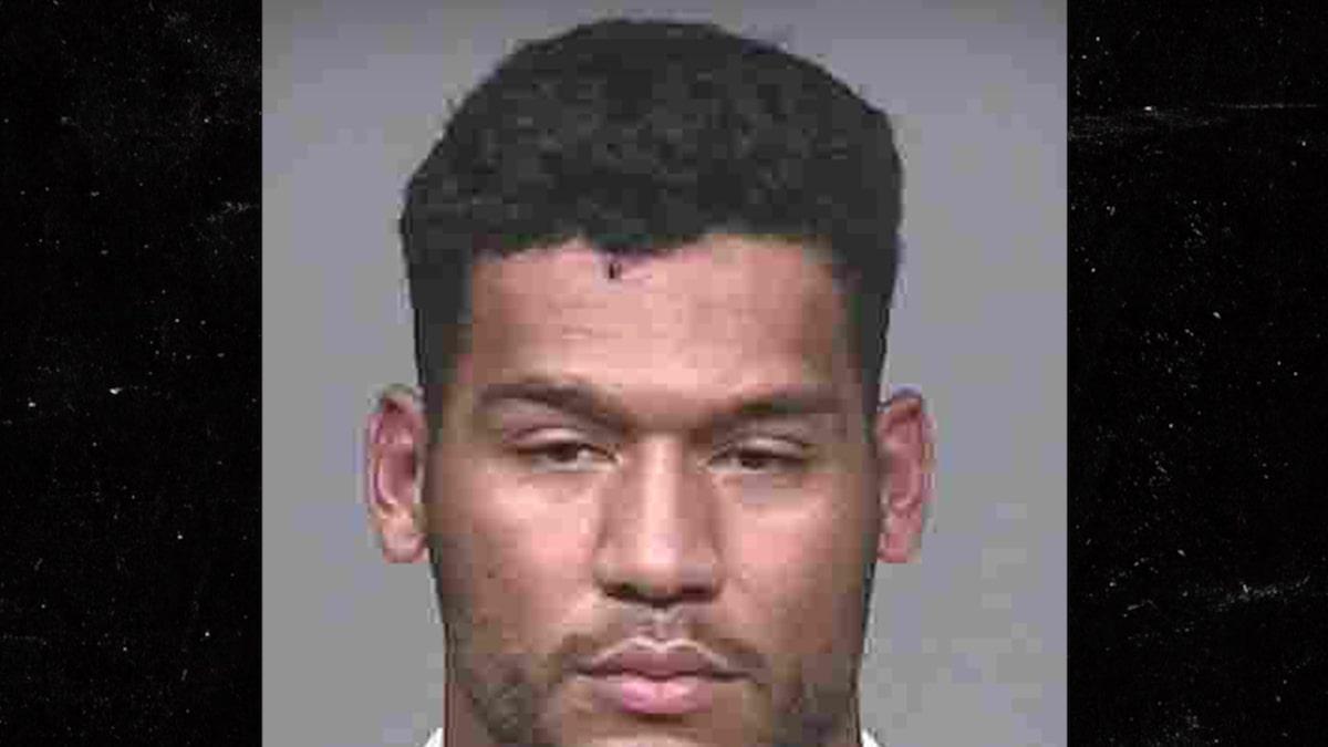 NFL 1st Round Pick Zaven Collins Arrested for Reckless Driving, Mug Shot Released
