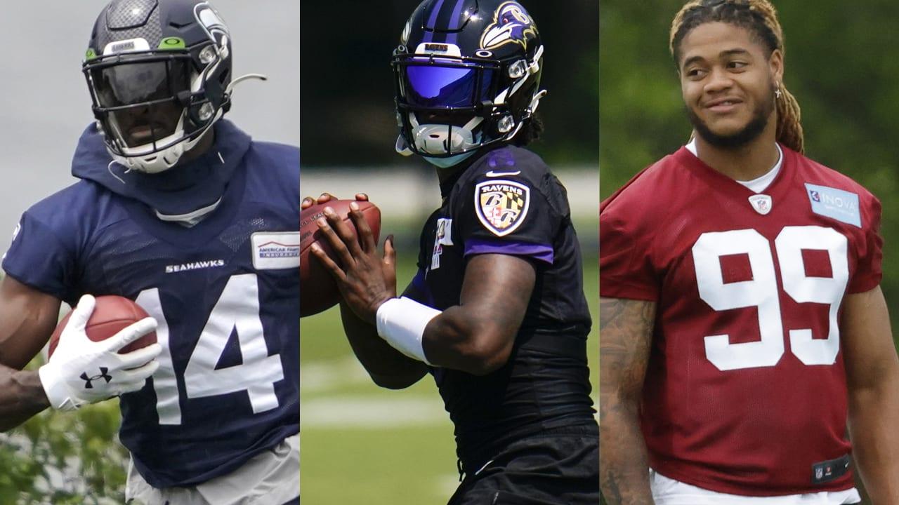 2021 All-Under-25 Team: Lamar Jackson leads NFL's rising stars
