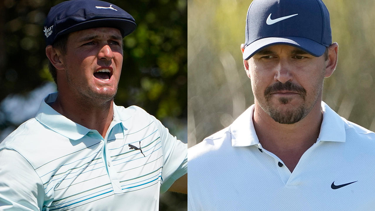 Brooks Koepka doesn't envision Bryson DeChambeau beef to end