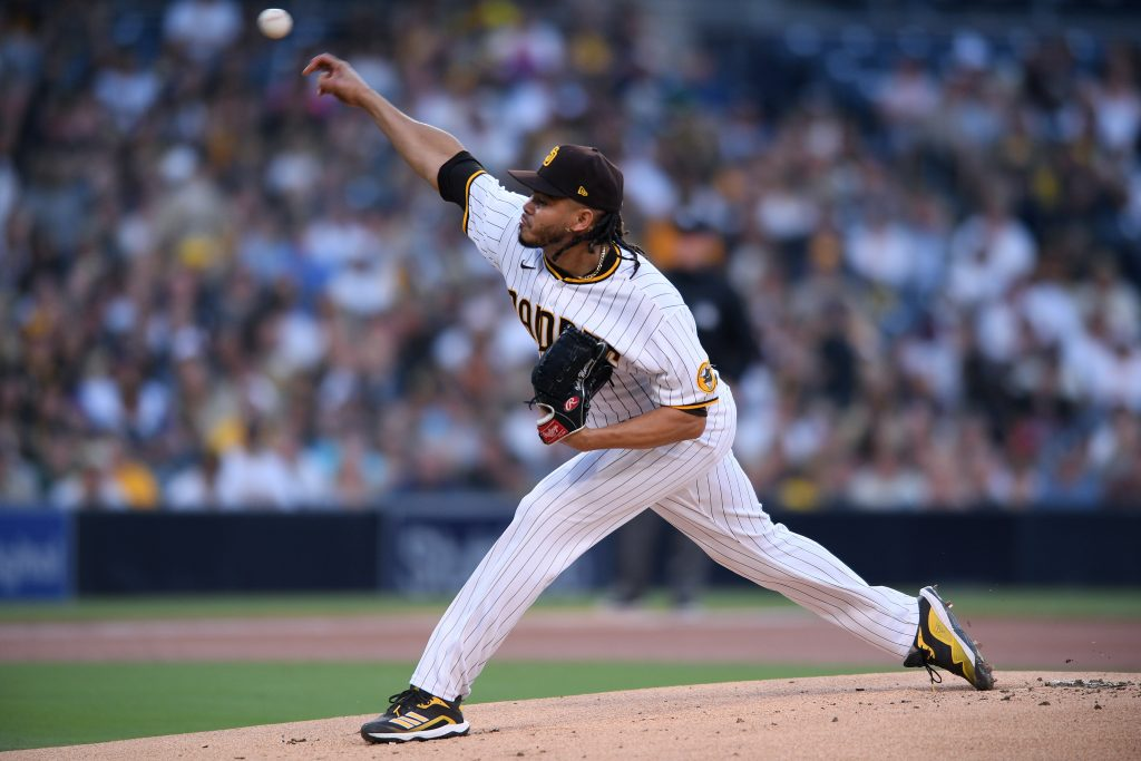 Padres Place Dinelson Lamet On Injured List With Forearm Inflammation