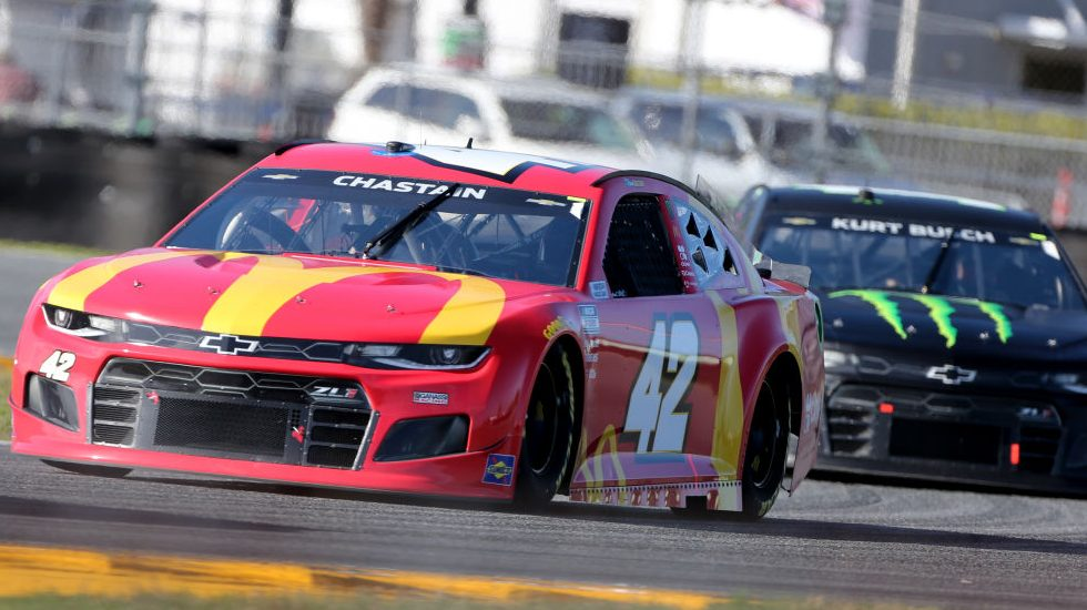 Trackhouse purchases Chip Ganassi Racing's NASCAR operation