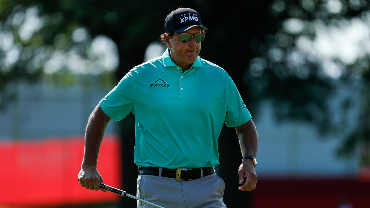 Phil Mickelson, upset over report, confirms he won't return to Rocket Mortgage Classic