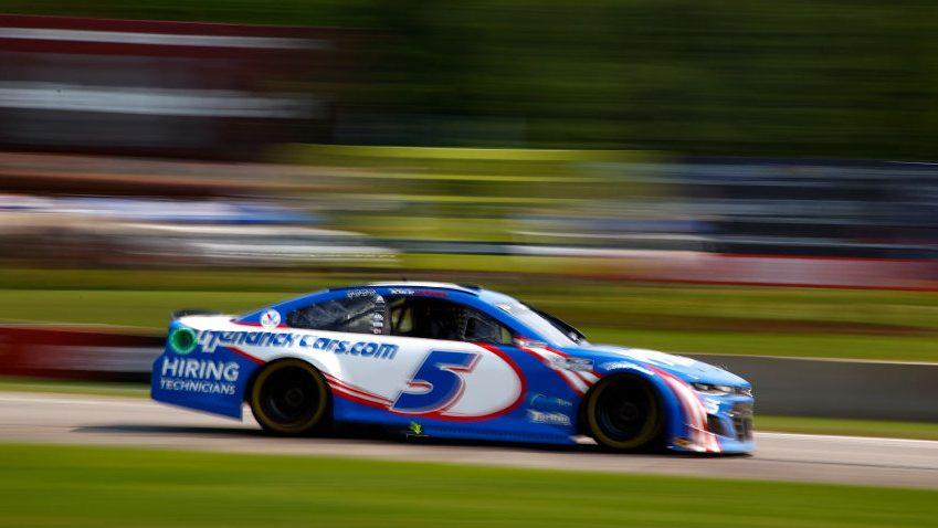 NASCAR Power Rankings: Kyle Larson keeps hold of No. 1 spot