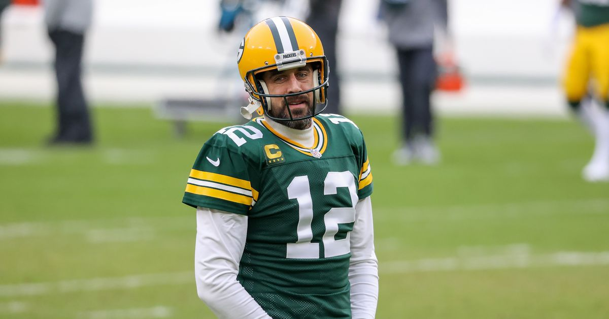 Cheese Curds: Aaron Rodgers speaks, says nothing during 'The Match'
