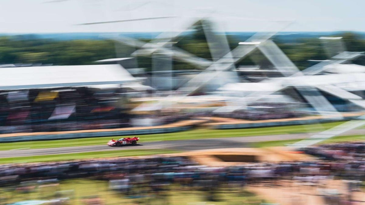 How To Watch The Goodwood Festival Of Speed, NASCAR, Formula E, And Everything Else In Racing This Weekend; Ju