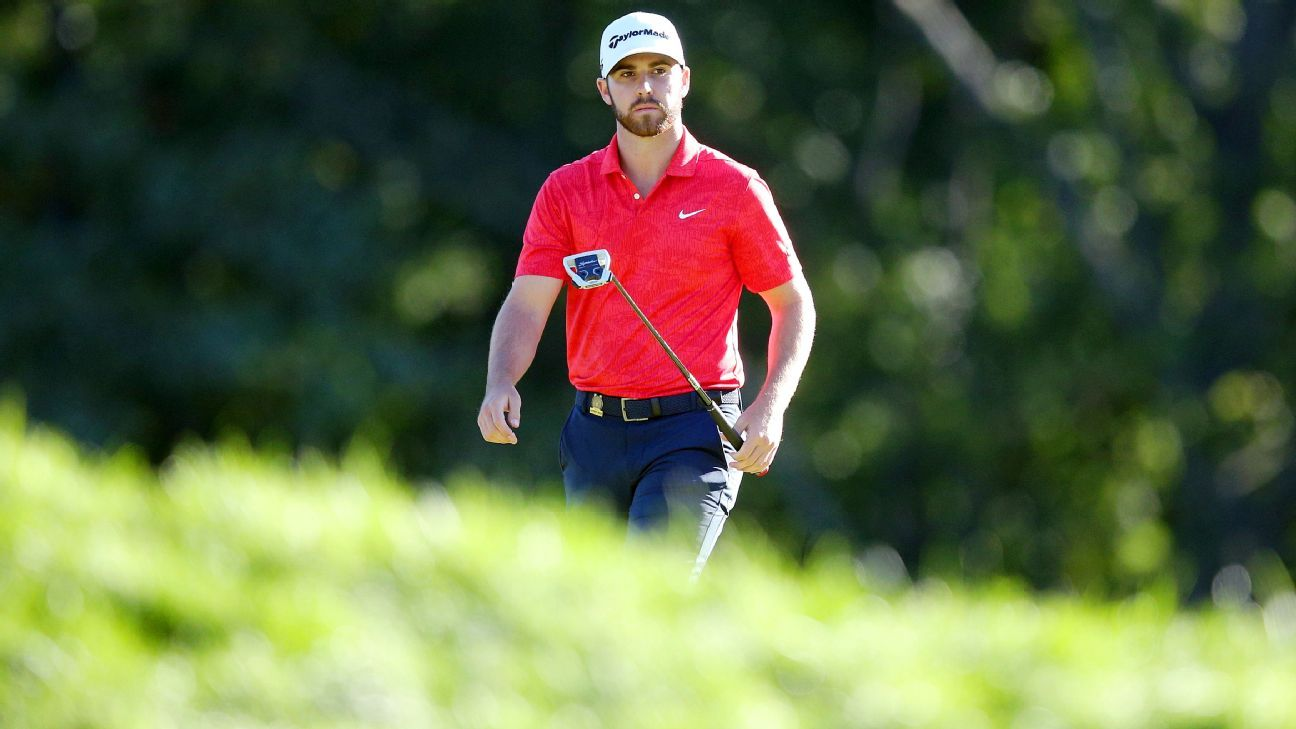 Golfer Matthew Wolff, ranked No. 35 in world, withdraws from The Open
