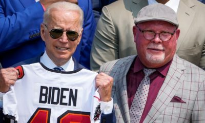 Bruce Arians: Unvaccinated players will be fined $14,000 for every protocol breach