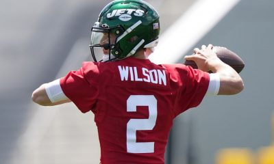 Why Zach Wilson might miss the Jets' first training camp practice