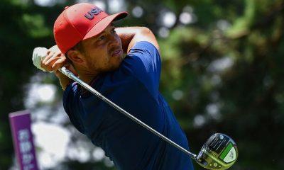 U.S. Golfer Xander Schauffele Wins Gold At Tokyo Olympics
