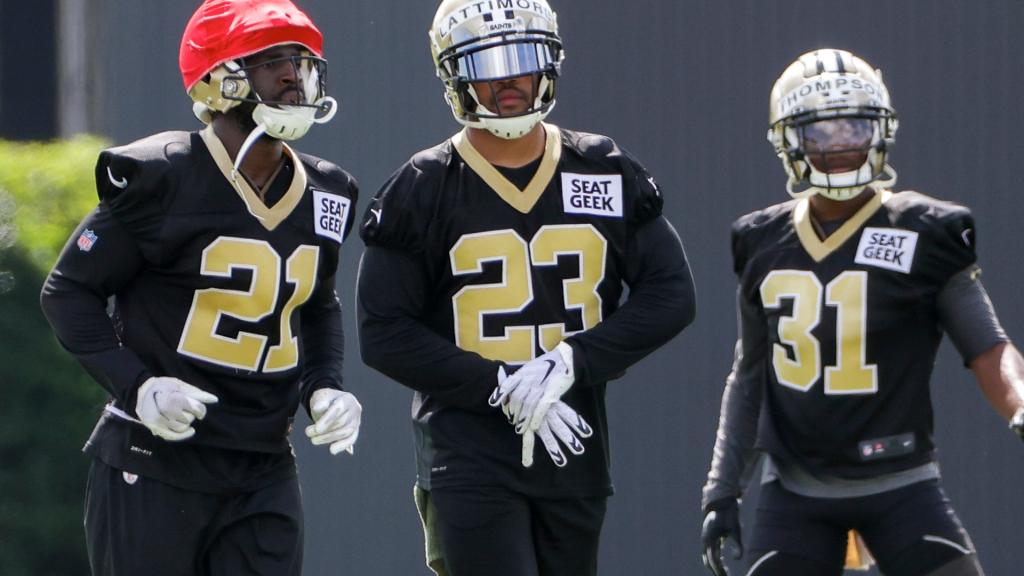 Prince Amukamara, Noah Spence among Saints' first roster cuts