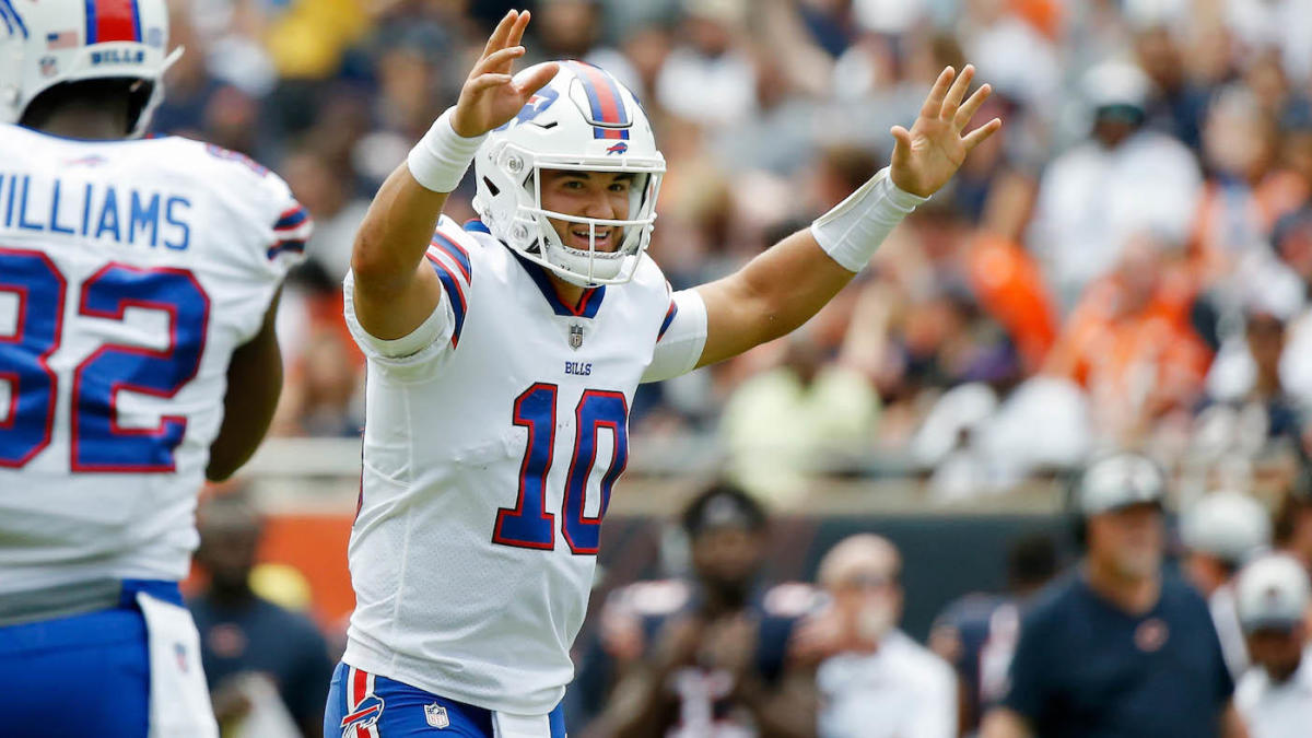 NFL preseason Week 2 winners, losers: Mitchell Trubisky gets his revenge, Ja'Marr Chase has the drops