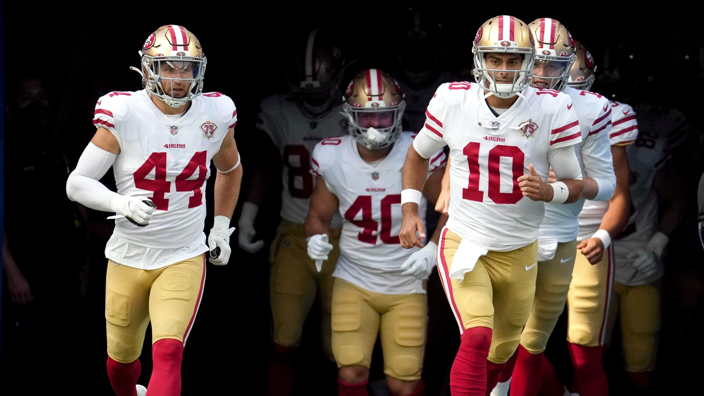 ESPN ranks 'decent' 49ers roster last in NFC West, identifies obstacle to overcome