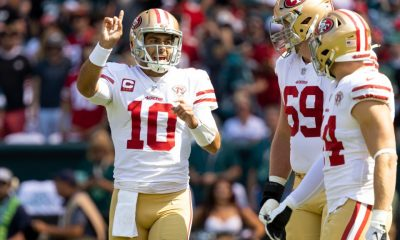 Week 2 NFL power rankings: 49ers stay put after win vs. Eagles