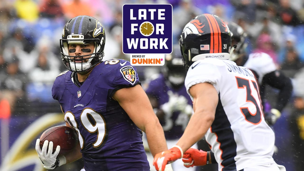 Late for Work 10/1: Predictions for Ravens vs. Broncos