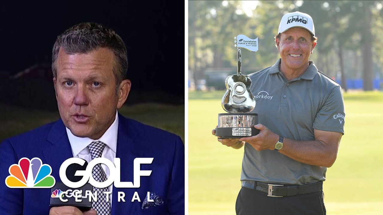 Phil Mickelson joins exclusive company after winning Furyk & Friends | Golf Central | Golf Channel