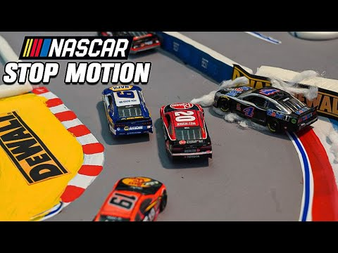 Harvick and Chase 'toying' with our emotions at the Roval   Stop Motion NASCAR