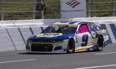 Elliott eases into Texas following NASCAR-ordered cease fire