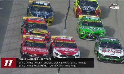 NASCAR RACE HUB'S Radioactive from Texas