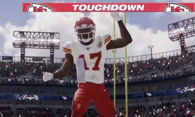 Chiefs-Titans: NFL Week 6 Madden simulation