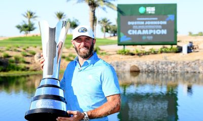 Dustin Johnson among golfers asking Tour permission to play in controversial Saudi International