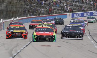 Out of the way! NASCAR contenders want traffic to pull aside