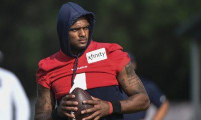 NFL undecided on Deshaun Watson decision if he's traded, Texans seek massive haul: reports