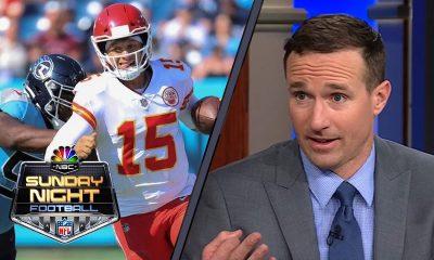 NFL Week 7 recap: Titans crush Chiefs, Bengals best Ravens, Stafford beats Lions | SNF | NBC Sports