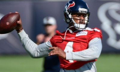 NFL doesn't yet have enough information about Deshaun Watson lawsuits to make decision, commissioner Roger Goodell says