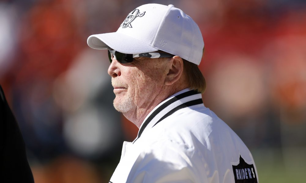Raiders' Mark Davis calls for NFL to release report on WFT investigation, takes dig over Gruden scandal